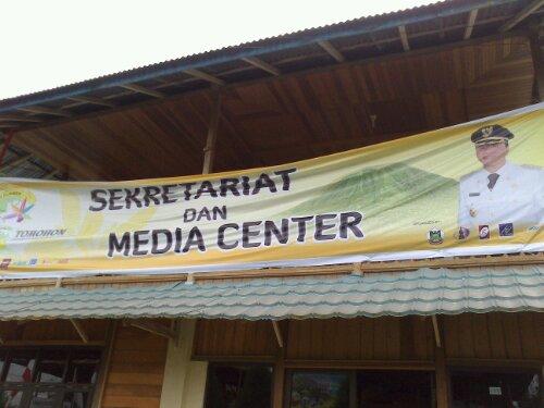 Media Center, TIFF 2012