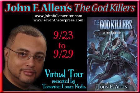John F. Allen Tour Banner