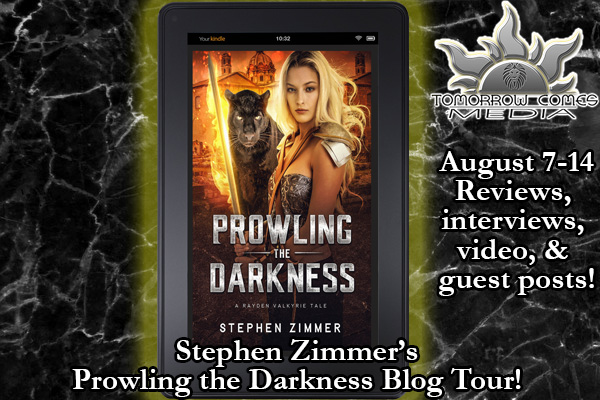 Prowling The Darkness   A Blog Tour Review