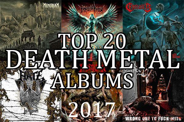 I 20 migliori dischi DEATH METAL del 2017