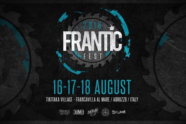 Frantic Fest 2018: annunciati GBH, Unsane e Yawning Man