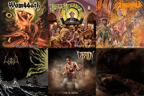 death-metal-playlist-june-2018