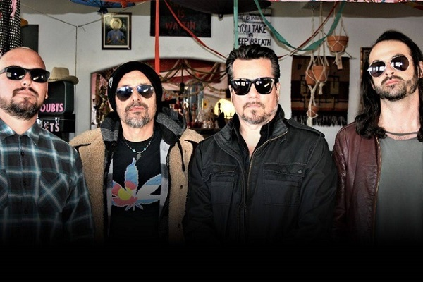 """John Garcia And The Band Of Gold, guarda il video di """"Jim's Whiskers"""""""