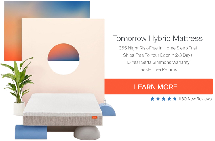 Tomorrow Sleep Hybrid 365 Night Sleep Trial