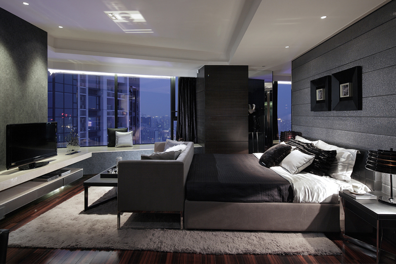 Master Bedroom Ideas And Designs #11 U2013 Elements Of Modernism