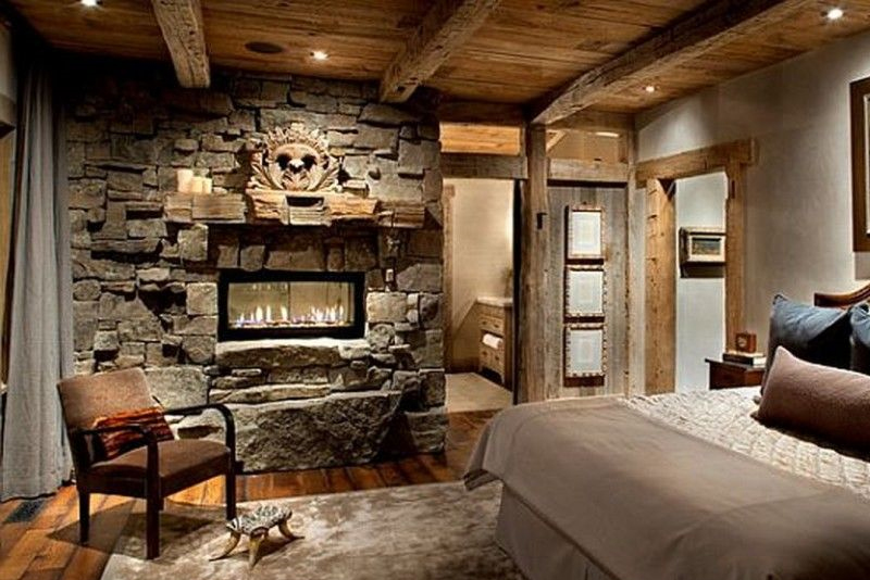Large Bedroom Interior Design Master Bedroom Ideas And Designs #7 U2013 Natural Materials