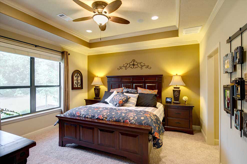 Delightful Master Bedroom Ideas And Designs #9 U2013 Wood Furniture