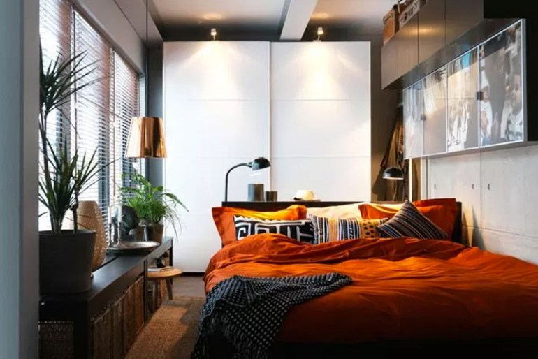 Small Bedrooms Color Ideas
