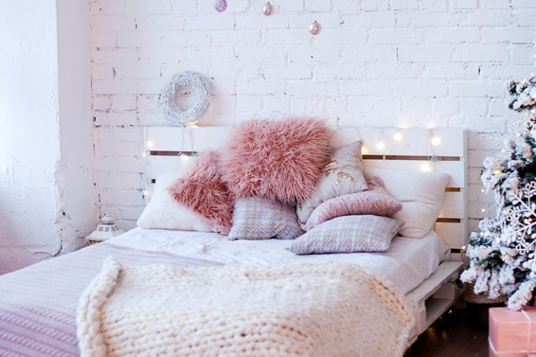 DIY Platform Bed Frame