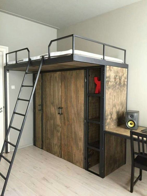 How To Build A Loft Bed Easy Step By Step Building Guide