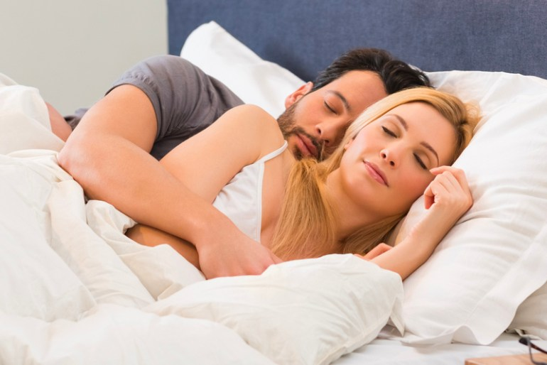 Surprising Benefits of Spooning