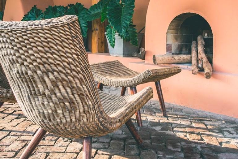 Outdoor Patio Furniture Wicker