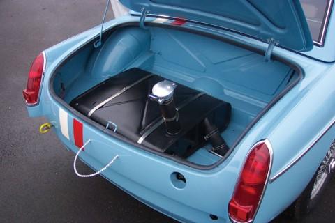 1962 MGB Sebring Roadster Tomorrow Started