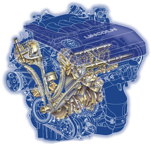 Engine Series: A Decade of the Duratec — Servicing Ford's 30L Engine