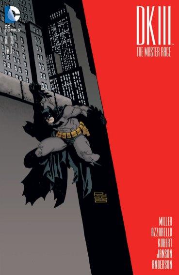 Dark Knight III #2 variante de Eduardo Risso