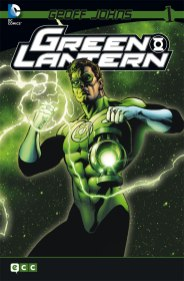 GREEN LANTERN GEOFF JOHNS