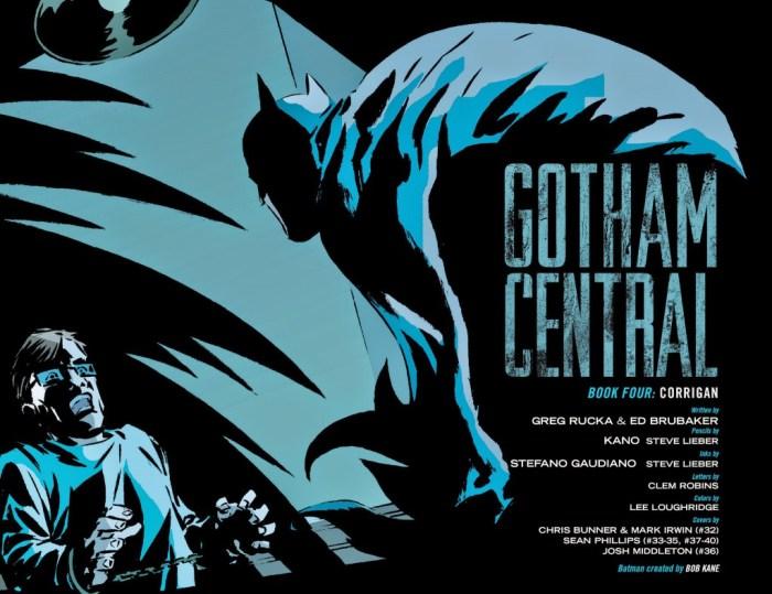 Gotham Central- Book 4 - Corrigan-002