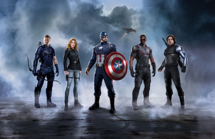 equipo Civil War