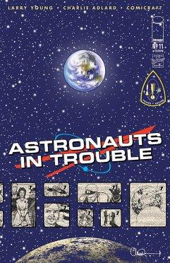 ASTRONAUTS UN TROUBLE #11