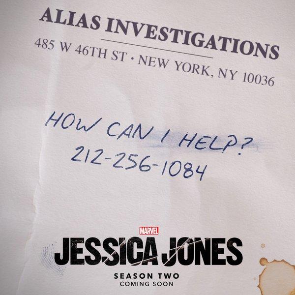 Imagen Teaser de Jessica Jones