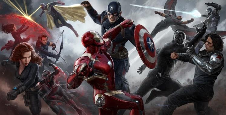 Civil War Arte