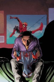Ultimate Spiderman portada