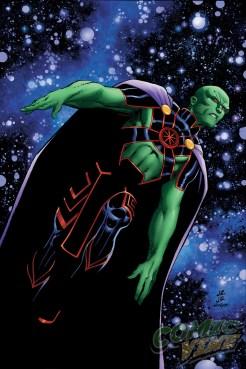 Martian Manhunter # 11por John Romita Jr. y Klaus Janson