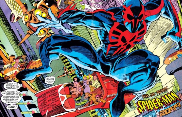 Spiderman 2099, serie de 1992