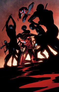 Invencivble Iron Man #8