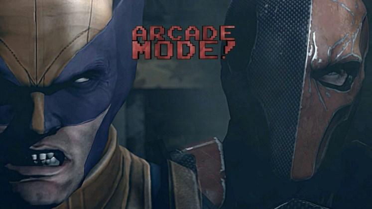 Arcade Mode!