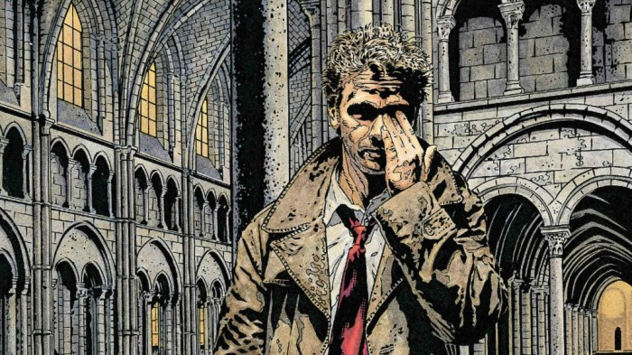 Hellblazer Warren Ellis