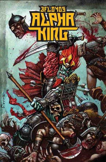 Alpha King #1