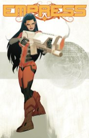 """Empress"" #1 Stuart Immonen"