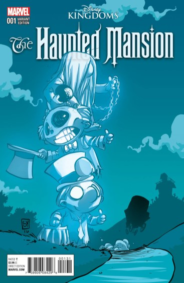 HAUNTED MANSION 05