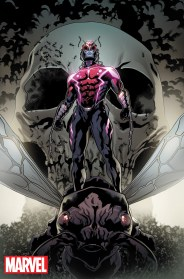 The Astonishing Ant-Man #8 variant cover by Will Sliney