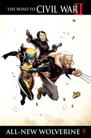 All New Wolverine, tie-in