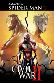 CIVIL WAR II AMAZING SPIDER-MAN