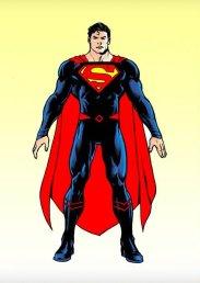DISEÑO SUPERMAN