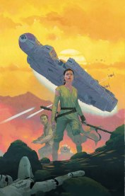 STAR WARS THE FORCE AWAKENS ADAPTATION #1 (of 5)