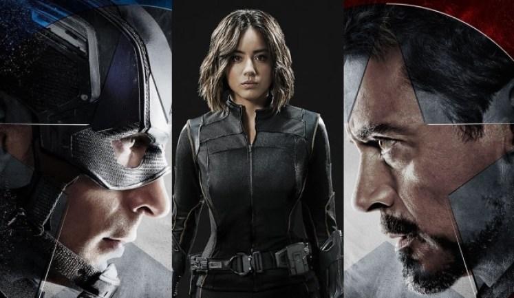 Civil War efecto onda para Agentes de S.H.I.E.L.D.