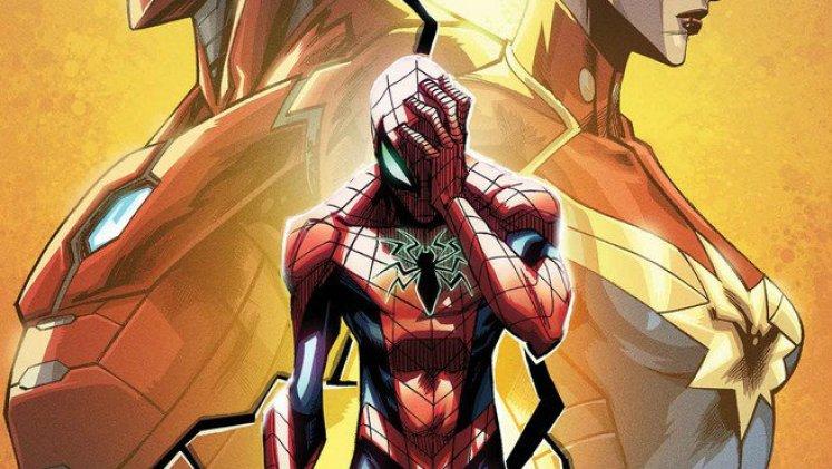 Civil War II Spider-Man