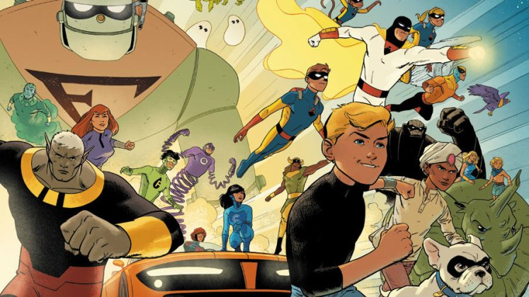 Hanna Barbera DC