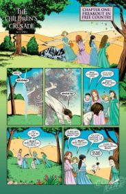 El país libre: Un relato de la cruzada de los niños 3