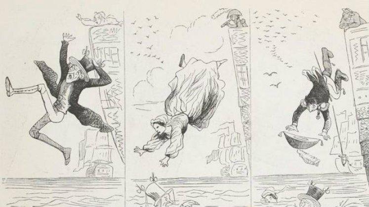 Pioneros del Cómic: Monsieur Cryptogame y otras historias