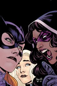 BATGIRL AND THE BIRDS OF PREY REBIRTH #1