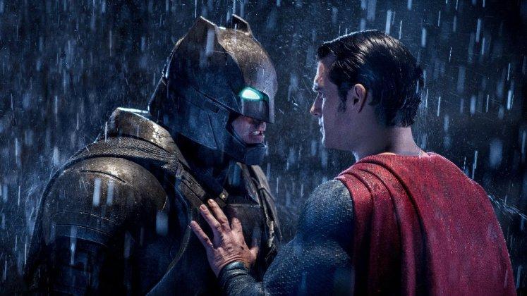Caída en taquilla de Batman v Superman