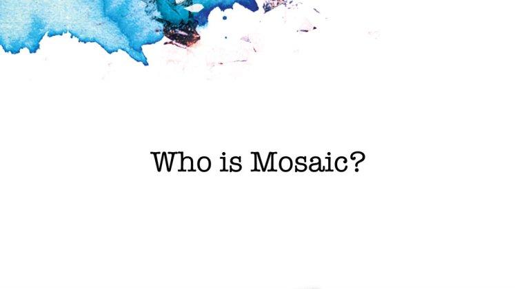 Mosaic portada