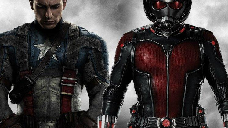 Ant-man reclutado