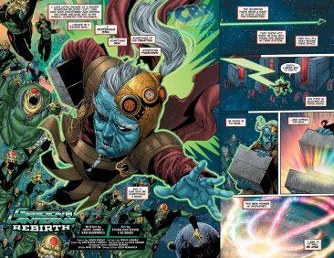 Green Lanterns 2