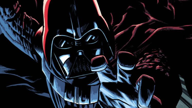 Star Wars: Darth Vader 25 final portada